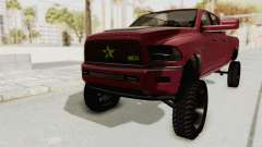 Dodge Ram Megacab Long Bed für GTA San Andreas