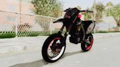 Kawasaki KLX 150S Supermoto pour GTA San Andreas