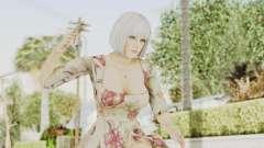 Dead Or Alive 5 LR - Christie Casual New Hair für GTA San Andreas