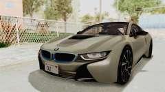 BMW i8-VS 2015