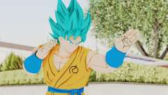 Dragon Ball Xenoverse Goku SSGSS V2.0