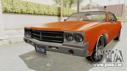 GTA 5 Declasse Sabre GT2 B für GTA San Andreas