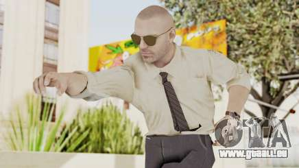 COD BO Hudson Pentagon pour GTA San Andreas