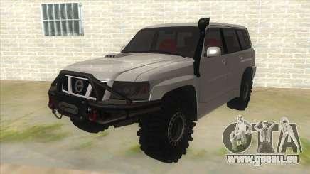 Nissan Patrol Y61 pour GTA San Andreas