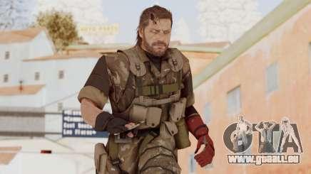 MGSV The Phantom Pain Venom Snake No Eyepatch v9 pour GTA San Andreas