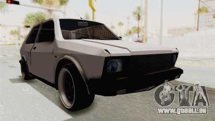 Zastava Yugo Koral 55 für GTA San Andreas