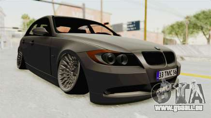 BMW 330i E92 Camber pour GTA San Andreas
