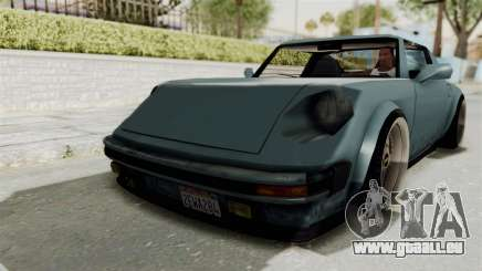 Comet 911 GermanStyle pour GTA San Andreas