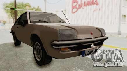 Vauxhall Cavalier MK1 Coupe pour GTA San Andreas