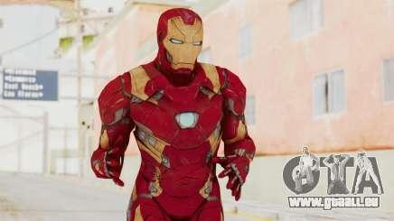 Captain America Civil War - Iron Man pour GTA San Andreas
