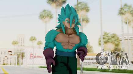 Dragon Ball Xenoverse Vegito SSJ42 SSGSS pour GTA San Andreas