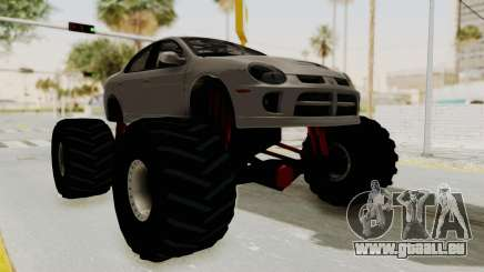 Dodge Neon Monster Truck pour GTA San Andreas