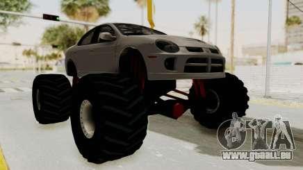 Dodge Neon Monster Truck pour GTA San Andreas