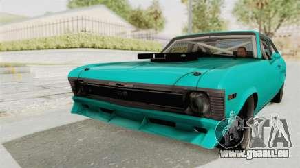 Chevy Nova 454 für GTA San Andreas