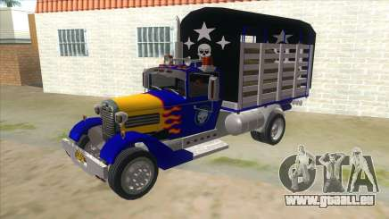 Ford AA Modified pour GTA San Andreas