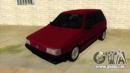 Fiat Uno S pour GTA San Andreas