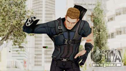 Captain America Civil War - Hawkeye pour GTA San Andreas