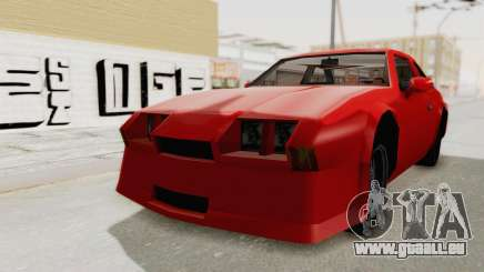 Imponte Centauro - Civil Hotring Racer A für GTA San Andreas
