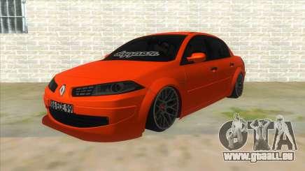 Renault Megane II Special TR für GTA San Andreas