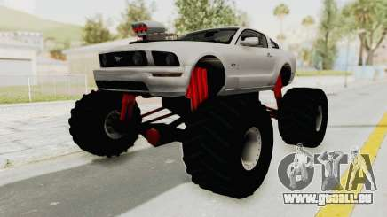 Ford Mustang 2005 Monster Truck für GTA San Andreas