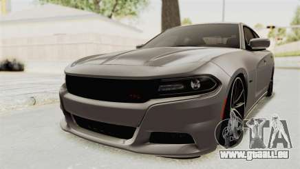 Dodge Charger RT 2015 für GTA San Andreas