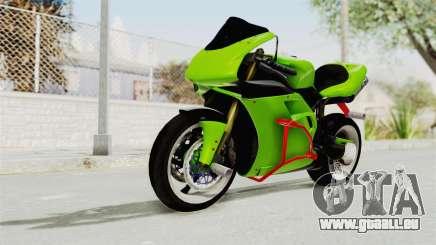 Ducati 998R Modif Stunt pour GTA San Andreas