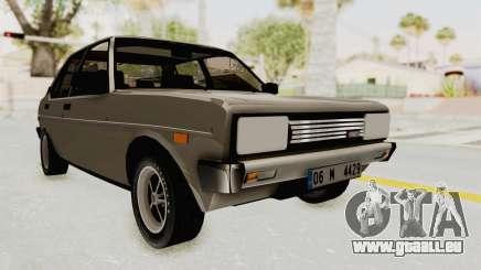 Fiat 131 Supermirafiori für GTA San Andreas