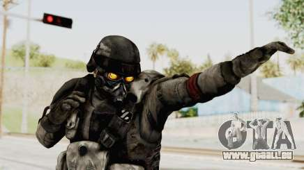Helghan Assault Trooper without Pipes pour GTA San Andreas