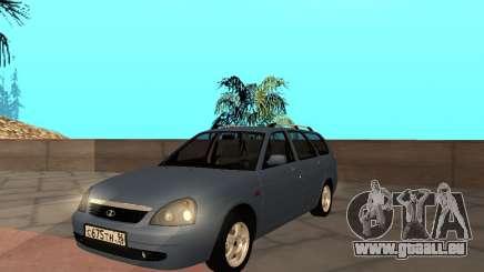 Lada Priora IVF für GTA San Andreas