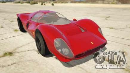 Ferrari 330 P4 1967 pour GTA 5