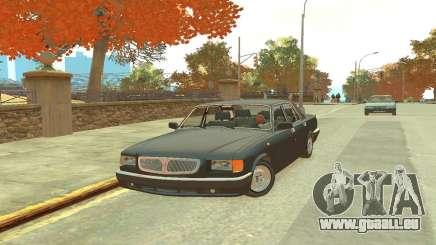 GAZ 3110 für GTA 4