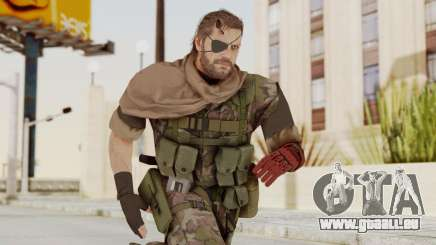 MGSV The Phantom Pain Venom Snake Scarf v6 pour GTA San Andreas