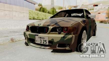 BMW 3 Series E46 für GTA San Andreas