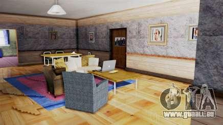 CJs House New Interior pour GTA San Andreas