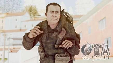 COD BO President Nixon Vietnam v2 für GTA San Andreas