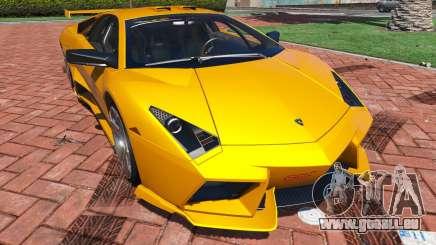 2008 Lamborghini Reventon 1.0 für GTA 5