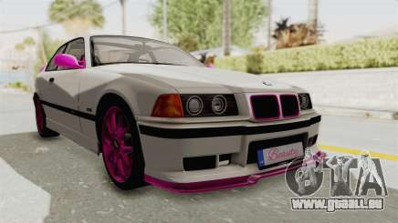 BMW M3 E36 Beauty pour GTA San Andreas