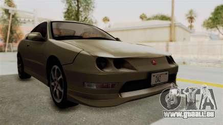 Acura Integra Fast N Furious pour GTA San Andreas