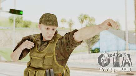 MGSV The Phantom Pain Soviet Union No Sleeve v1 pour GTA San Andreas