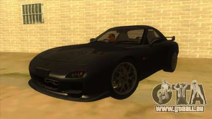 Mazda RX7 S Spirit R pour GTA San Andreas