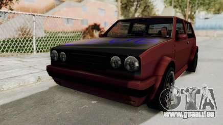 BF Club v2 pour GTA San Andreas