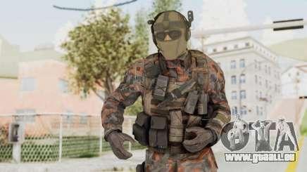 COD Black Ops 2 Cuban PMC 1 pour GTA San Andreas