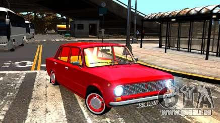 VAZ 21011 Usine pour GTA 4