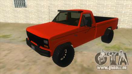 1984 Ford F150 Final für GTA San Andreas
