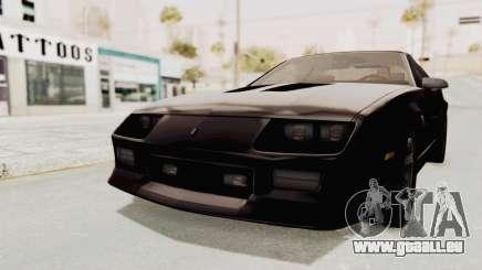 Chevrolet Camaro Z28 Iroc-Z Targa 1991 pour GTA San Andreas