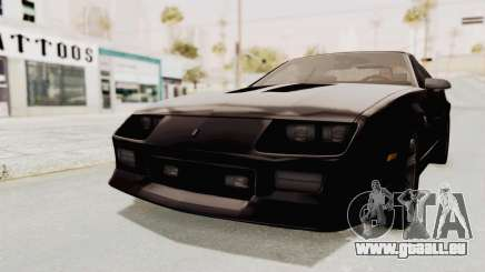 Chevrolet Camaro Z28 Iroc-Z Targa 1991 für GTA San Andreas