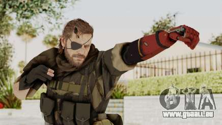 MGSV The Phantom Pain Venom Snake Scarf v4 pour GTA San Andreas