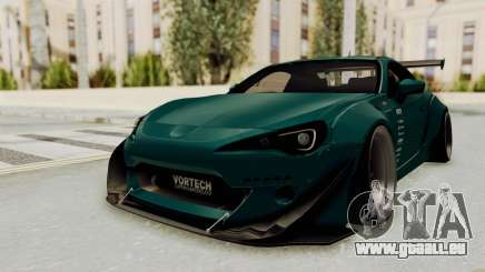 Scion FRS Rocket Bunny Killagram v1.0 für GTA San Andreas