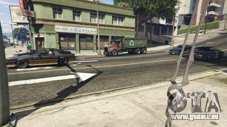 GTA 5 Rongines needle deuxième capture d'écran