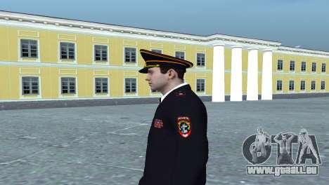 General des Ministeriums für GTA San Andreas zweiten Screenshot